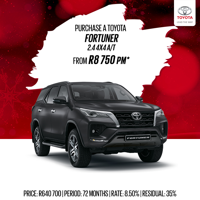 Toyota Fortuner - NTT Motor Group - Cars for Sale in South Africa