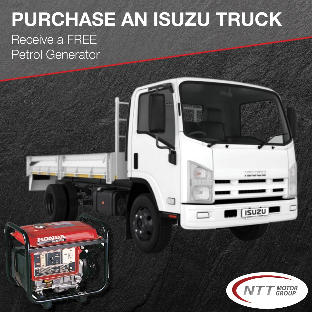 Isuzu Truck - NTT Motor Group - Cars for Sale in South Africa