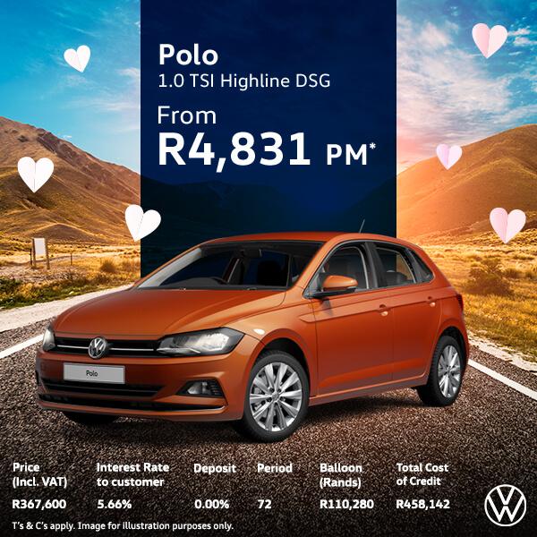 Volkswagen Polo 1.0 TSI Higline DSG - NTT Motor Group - Cars for Sale in South Africa