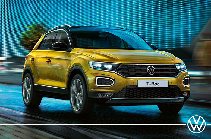 Volkswagen T-Roc - NTT Motor Group - Cars for Sale in South Africa