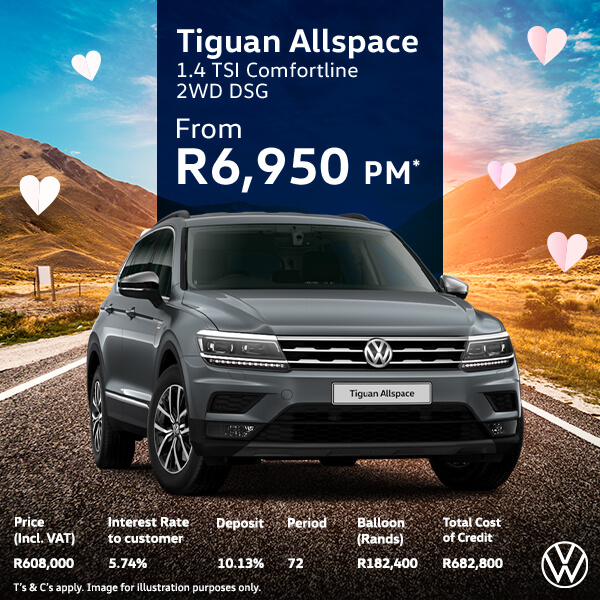 Volkswagen Tiguan Allspace - NTT Motor Group - Cars for Sale in South Africa
