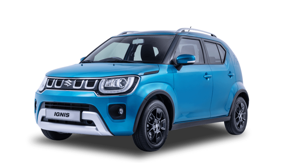 SUZUKI IGNIS GLX AMT - NTT Suzuki - New, Used & Demo Cars for Sale in South Africa