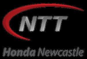 NTT Honda Newcastle Logo