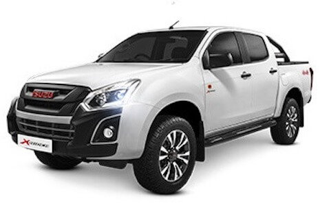 Isuzu D-Max 250 HO X–Rider D/Cab 4×2 Auto - NTT Motor Group - Cars for Sale in South Africa