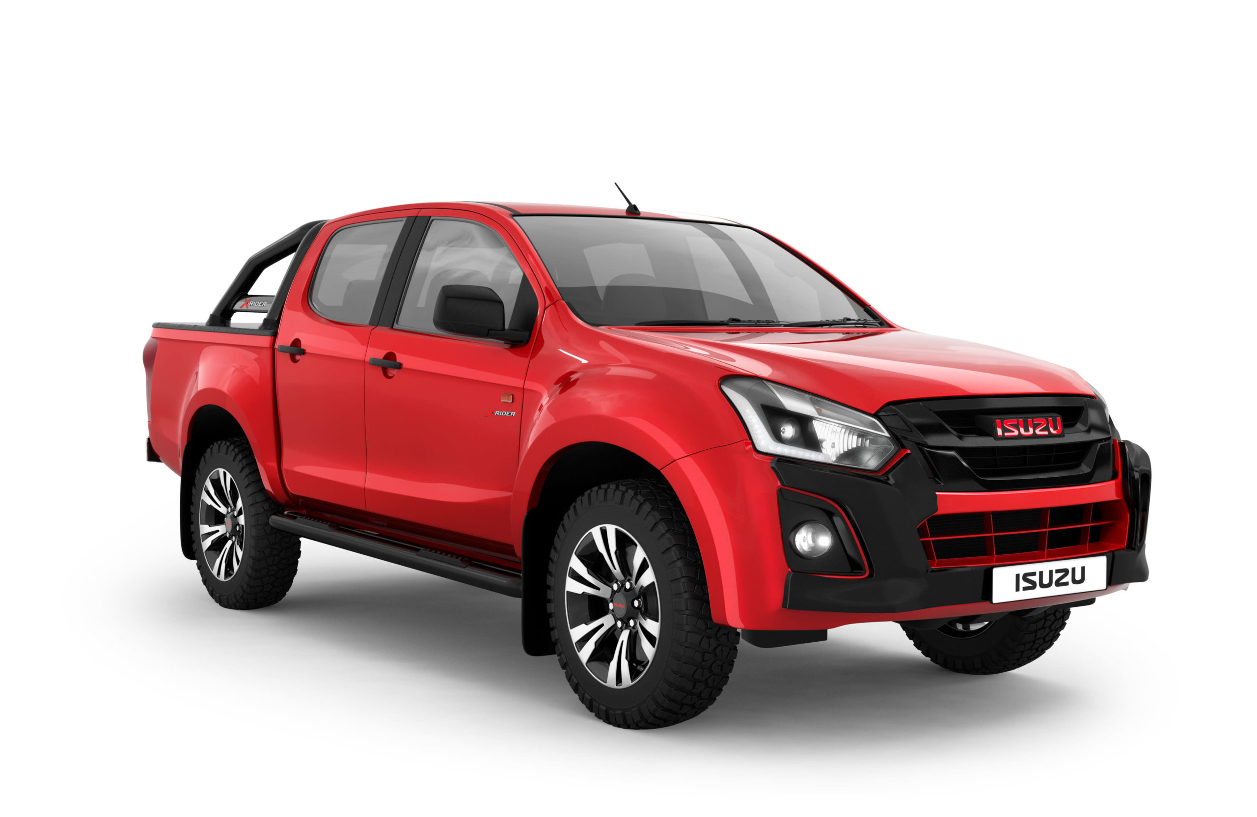 Isuzu D-MAX 250 X-Rider Double Cab - NTT Isuzu - New, Used & Demo Cars for Sale in South Africa