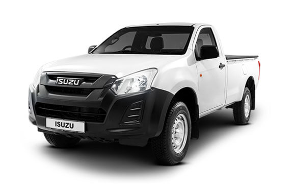 Isuzu D–Max 250 Fleetside Regular Cab Image