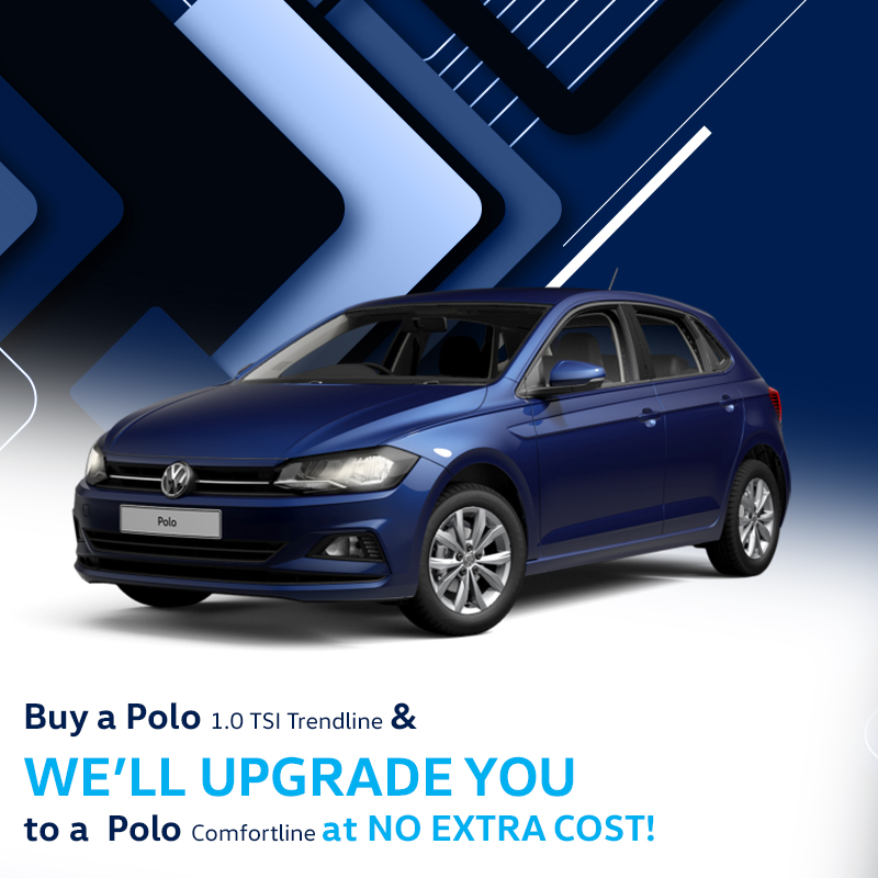 Polo Upgrade - NTT Volkswagen - New, Used & Demo Cars for Sale in South Africa