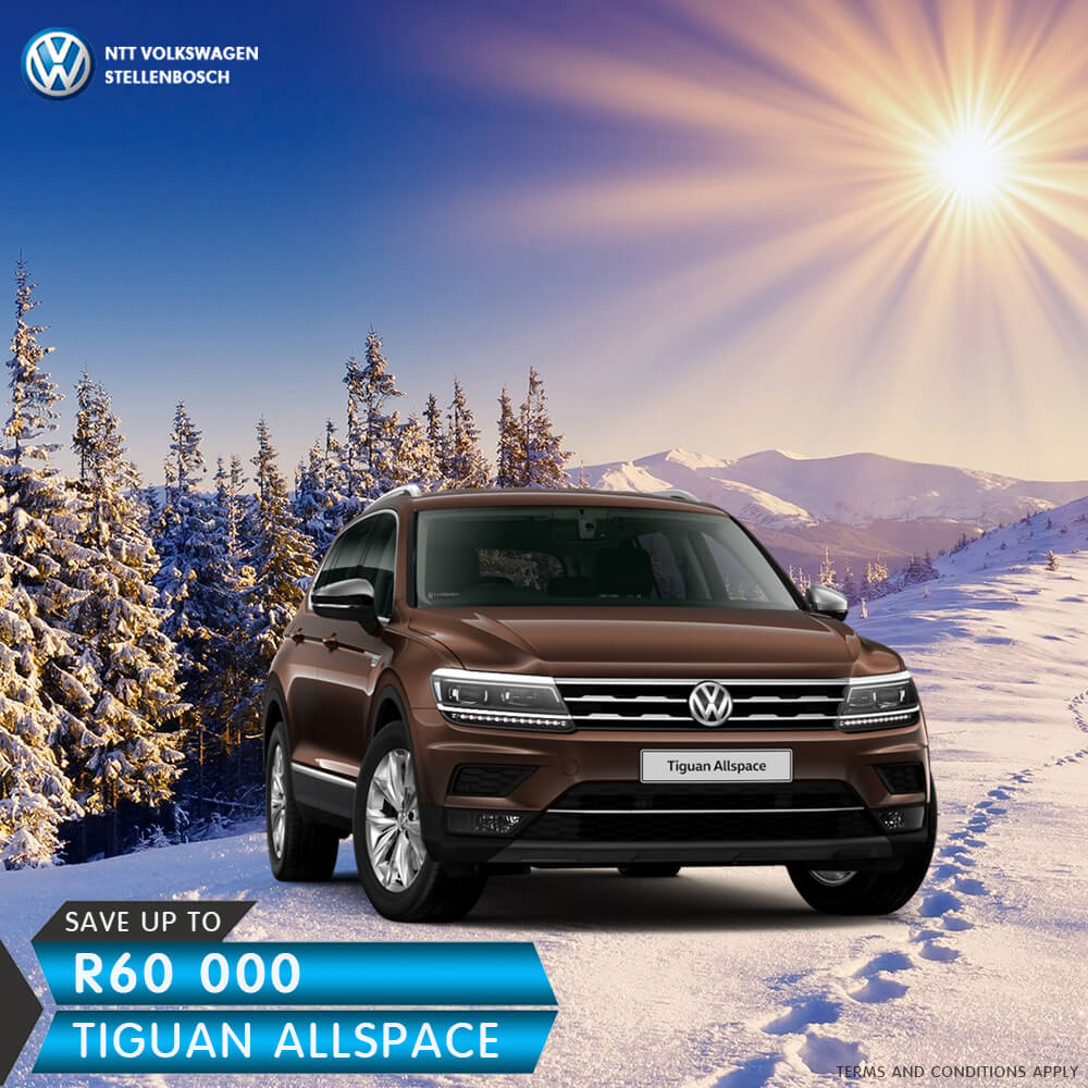 Tiguan Allspace - NTT Motor Group - Cars for Sale in South Africa
